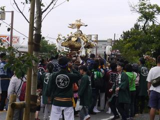 三社祭お神輿